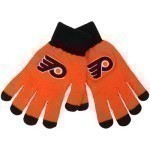 NHL Knit Gloves Thumbnail