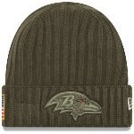 NFL 2017 Salute to Service Knit Hat Thumbnail
