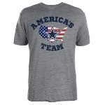 Cowboys Team America Tee Thumbnail