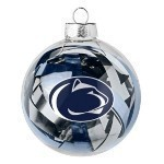 NCAA Tinsel Ball Ornament Thumbnail
