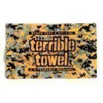 Camo Terrible Towel Thumbnail