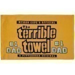 #1 Dad Terrible Towel Thumbnail
