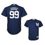 MLB Youth Cool Base Alternate Replica Jersey Thumbnail